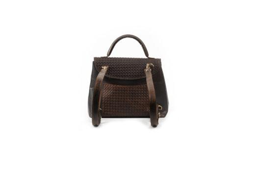 Τσάντα με καπάκι 3 σε 1